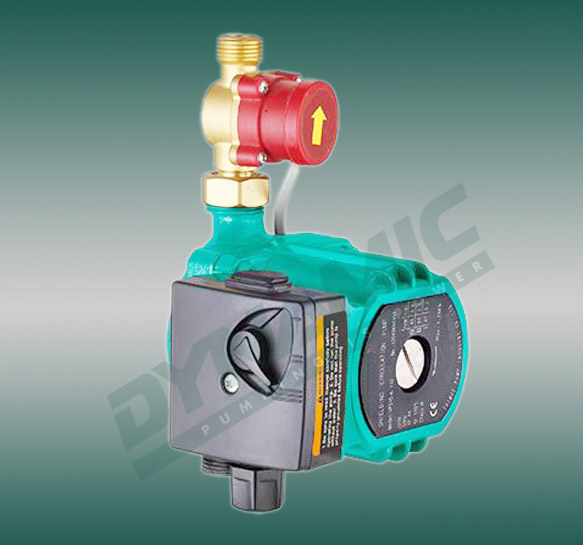 Automatic Pressurizing Pump