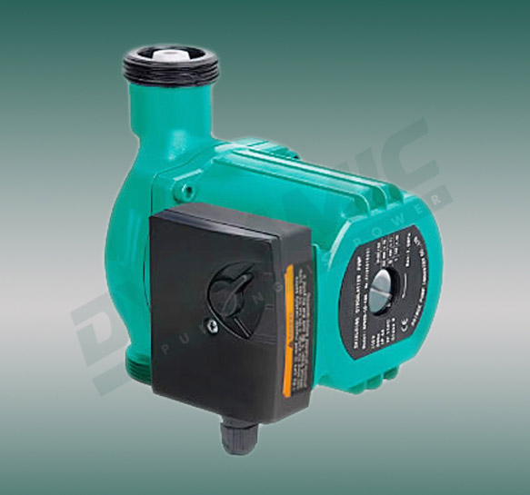 Three Speed Circulation Pump